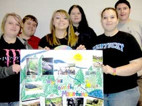Cordia students poster for EPA