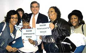 raise the wage victory