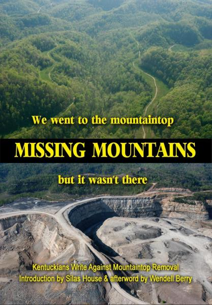 Missing Mountains front cover