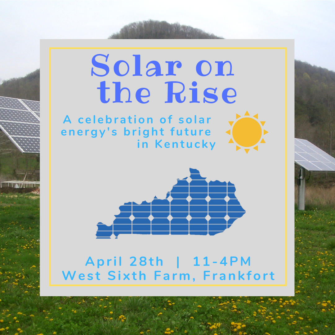 Solar on the Rise Celebration
