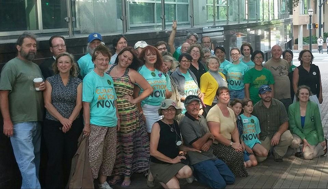 Kentuckians in Atlanta for EPA climate hearing