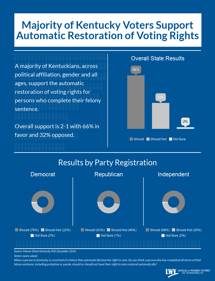 Voting Rights Polling Chart