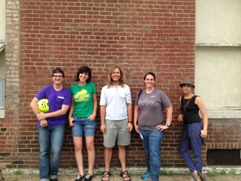 VISION Smoketown volunteers