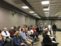 Scott County residents filled the Fiscal Court chambers!