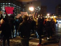 Lexington Black Lives Matter Rally. Photo credit: Meta Mendel-Reyes