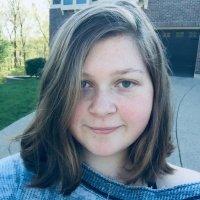 Northern Kentucky office intern Molly Spicer