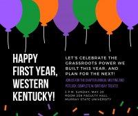 Happy First Year, Western Kentucky!